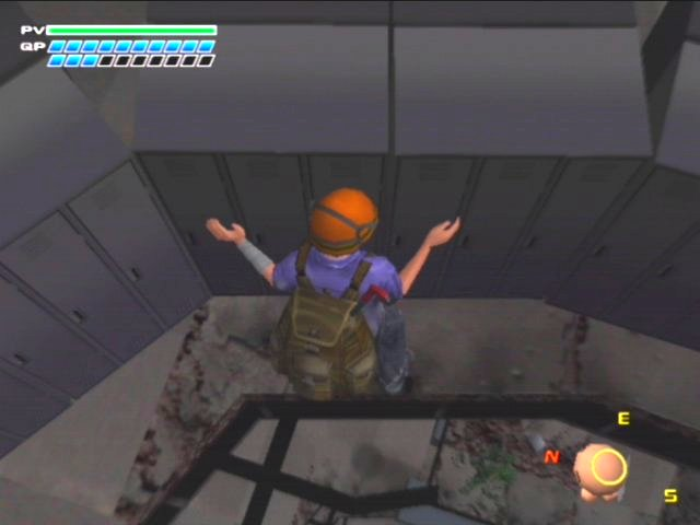 S.O.S-TheFinalEscape PS2 Editeur 017