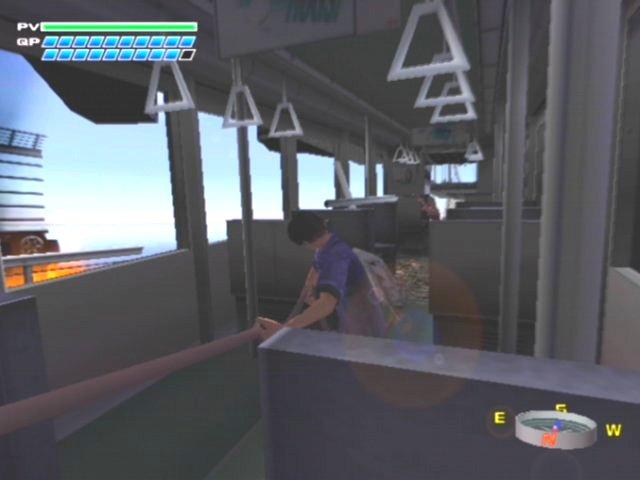 S.O.S-TheFinalEscape PS2 Editeur 020