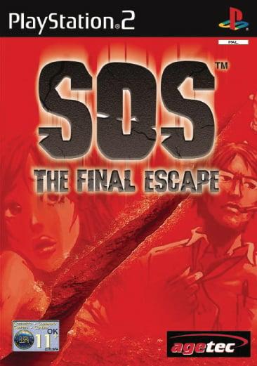 S.O.S-TheFinalEscape PS2 Jaquette 002