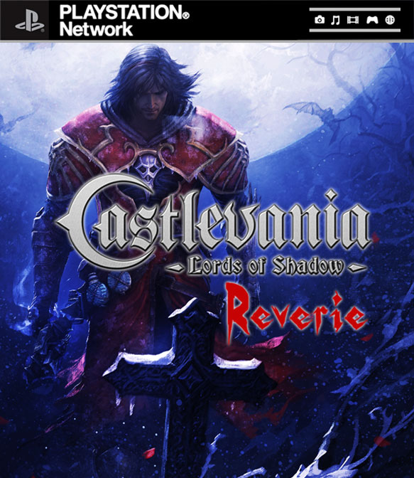 Castlevania-LordsofShadow-Reverie PS3 Jaquette 002