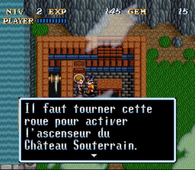 SoulBlazer SNES Editeur 006
