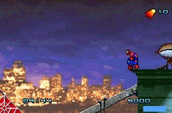 Spider-Man GBA Editeur 004