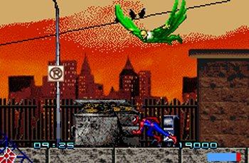 Spider-Man GBA Editeur 005