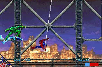 Spider-Man GBA Editeur 006
