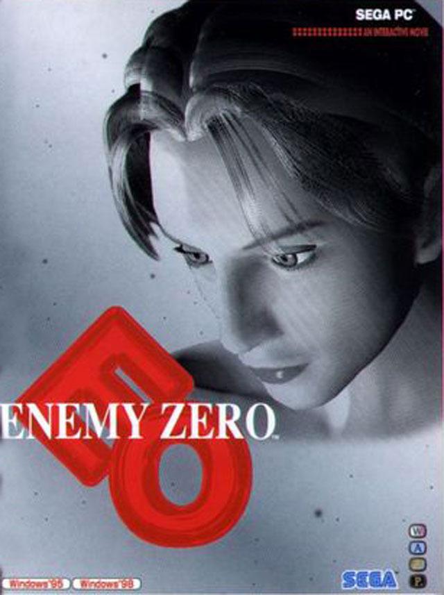 EnemyZero PC Jaquette 001
