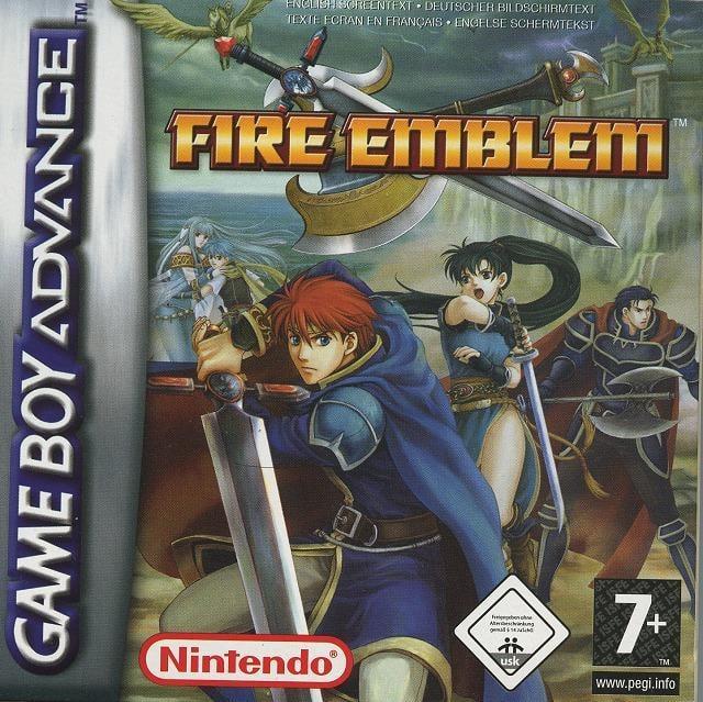 FireEmblem GBA Jaquette 001