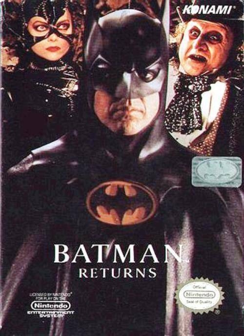BatmanReturns NES Jaquette 001