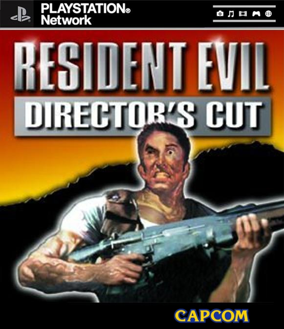 ResidentEvil-Director-sCut PS Network Jaquette 001