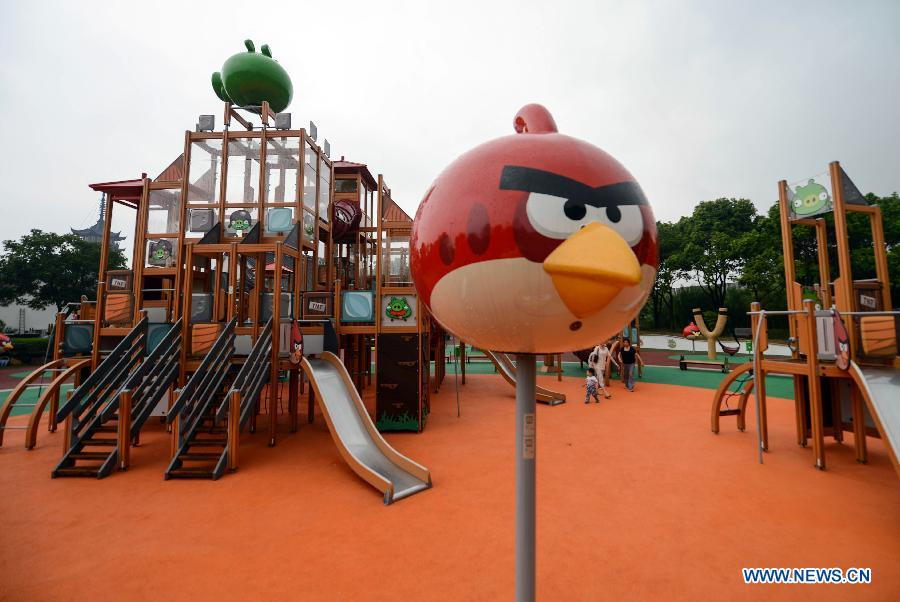 AngryBirds Android Div 007