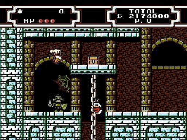 DuckTales2-LaBandeaPicsou NES Editeur 014