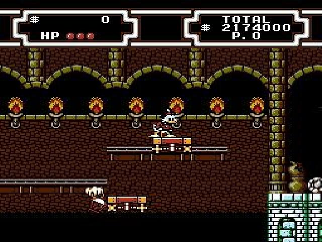 DuckTales2-LaBandeaPicsou NES Editeur 015