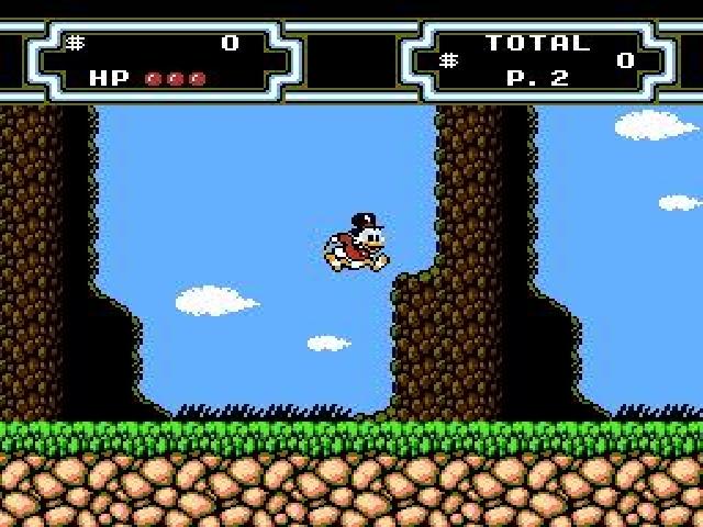 DuckTales2-LaBandeaPicsou NES Editeur 016