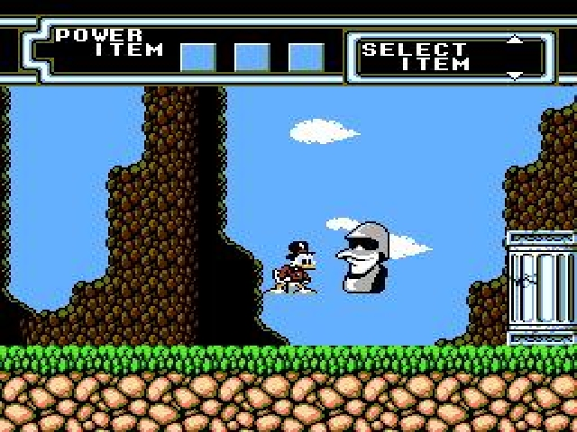 DuckTales2-LaBandeaPicsou NES Editeur 017