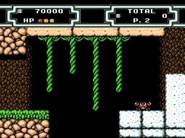DuckTales2-LaBandeaPicsou NES Editeur 018
