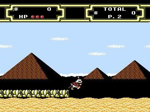 DuckTales2-LaBandeaPicsou NES Editeur 019