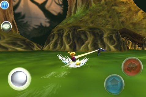 Rayman2-TheGreatEscape iPhone Editeur 004