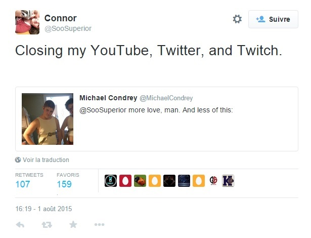 Connor TwitterHumiliation