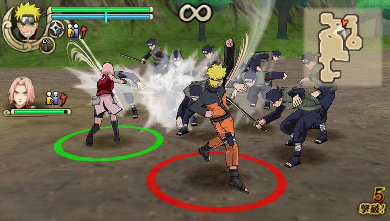 NarutoShippuden-UltimateNinjaImpact PSP Editeur 064