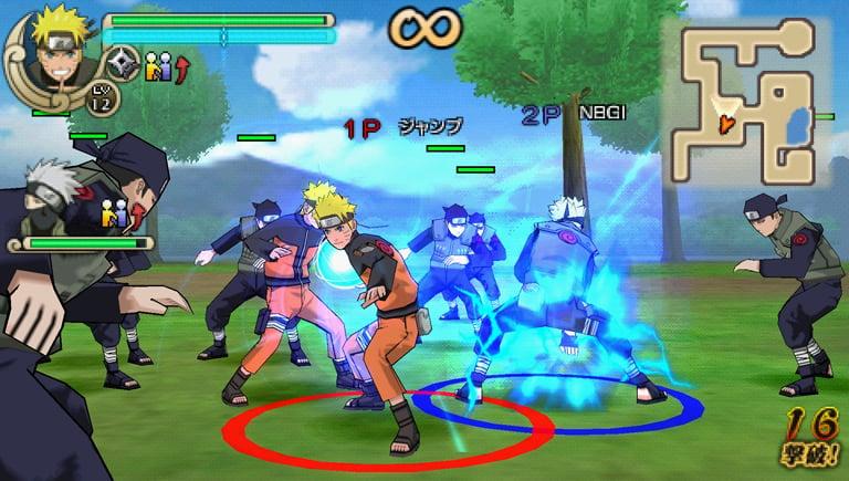 NarutoShippuden-UltimateNinjaImpact PSP Editeur 067