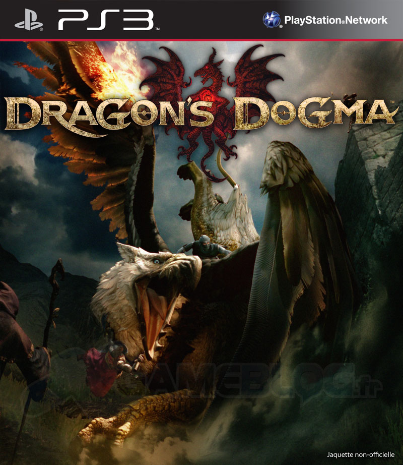 Dragon-sDogma PS3 Jaquette 001