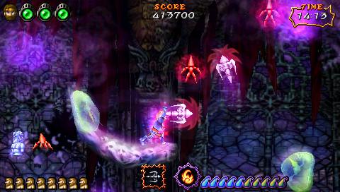 UltimateGhosts'nGoblins PSP Editeur 007