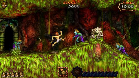 UltimateGhosts'nGoblins PSP Editeur 009