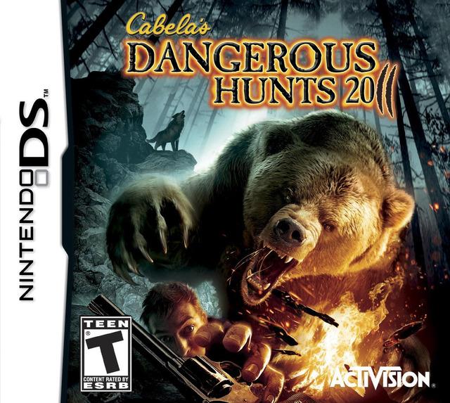 Cabela's Dangerous Hunts 2011