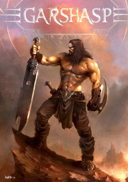 Garshasp : The Monster Slayer