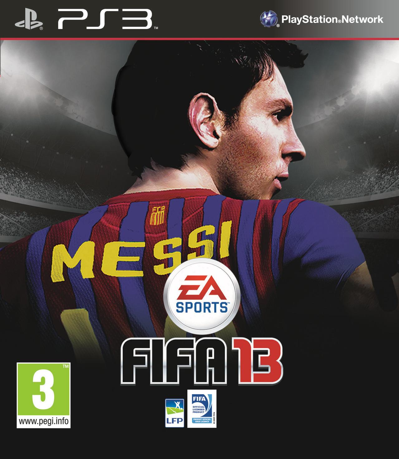FIFA13 PS3 Jaquette 001