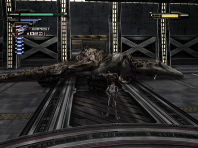 DinoCrisis3 Xbox Editeur 031