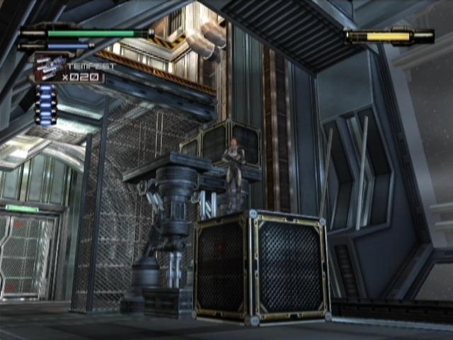 DinoCrisis3 Xbox Editeur 033
