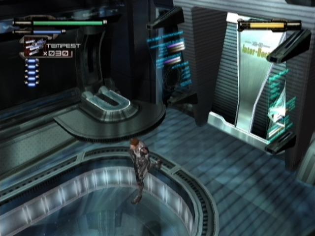 DinoCrisis3 Xbox Editeur 034