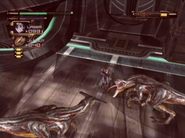 DinoCrisis3 Xbox Editeur 048