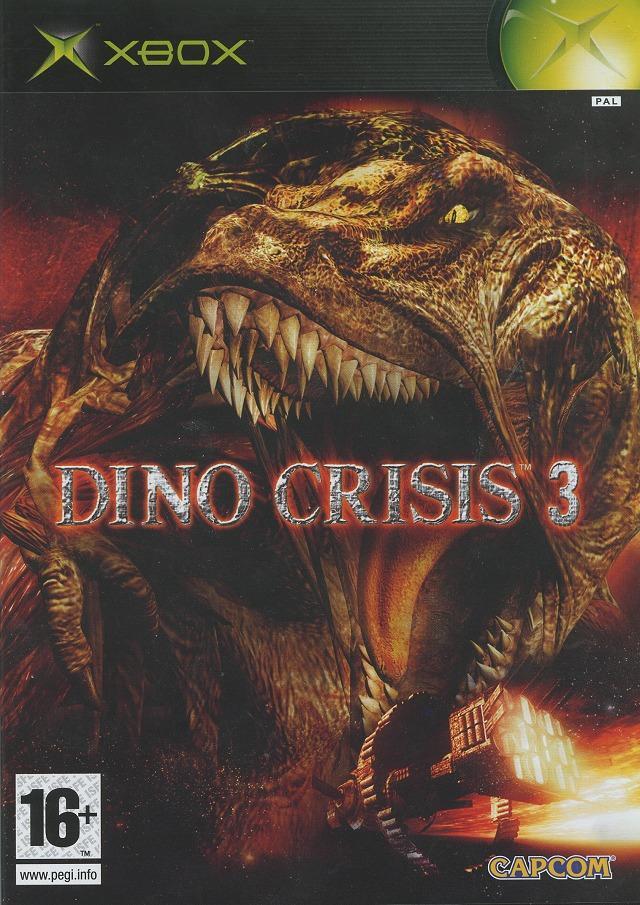 DinoCrisis3 Xbox Jaquette 001