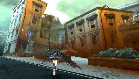 BlackRockShooter-TheGame PSP Editeur 002