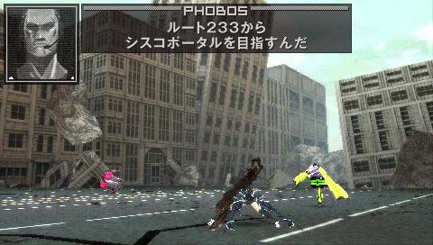 BlackRockShooter-TheGame PSP Editeur 011
