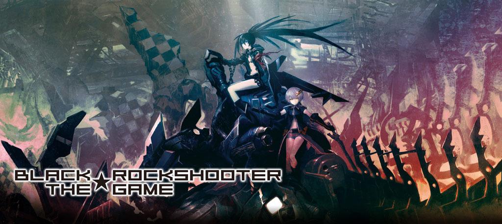 BlackRockShooter-TheGame PSP Visuel 002