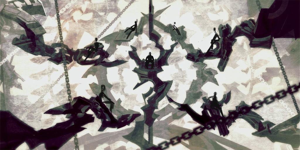 BlackRockShooter-TheGame PSP Visuel 004