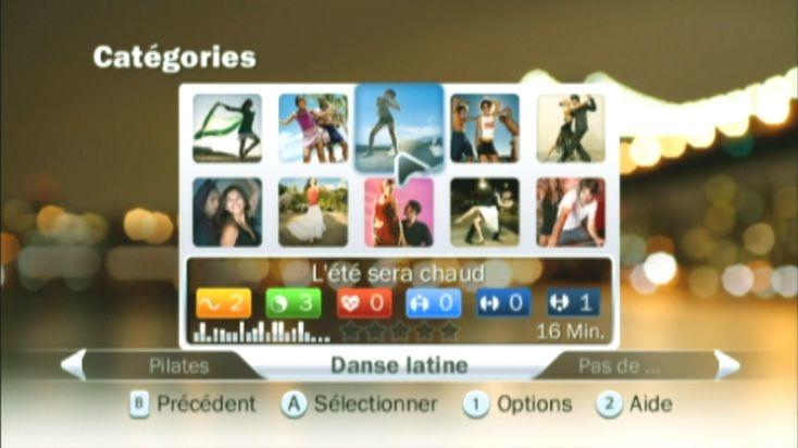 MonCoachPersonnel-ClubFitness Wii Editeur 001