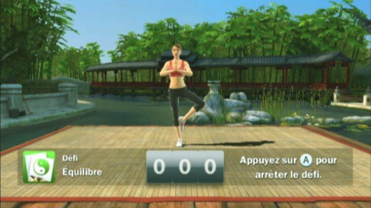 MonCoachPersonnel-ClubFitness Wii Editeur 003
