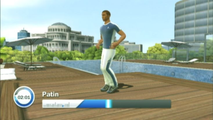 MonCoachPersonnel-ClubFitness Wii Editeur 006