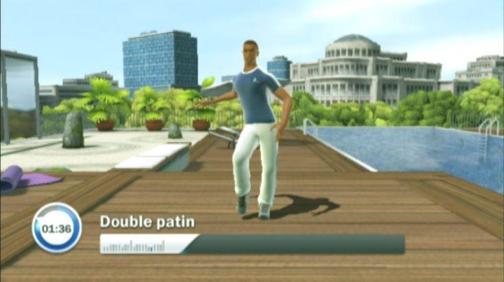 MonCoachPersonnel-ClubFitness Wii Editeur 017