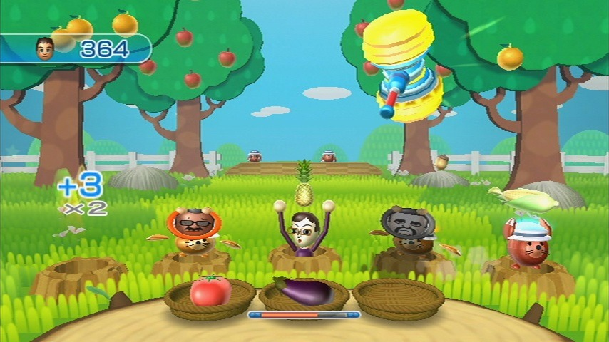 WiiPlayMotion Wii Editeur 002