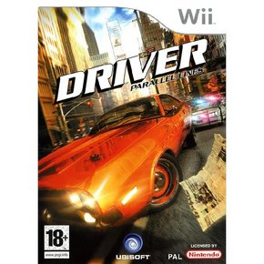 Driver-ParallelLines Wii Jaquette 001