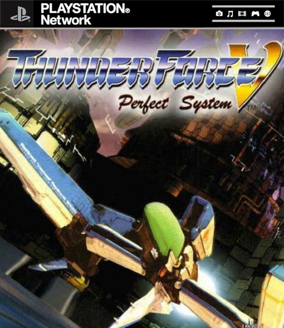 Thunder Force V : Perfect System