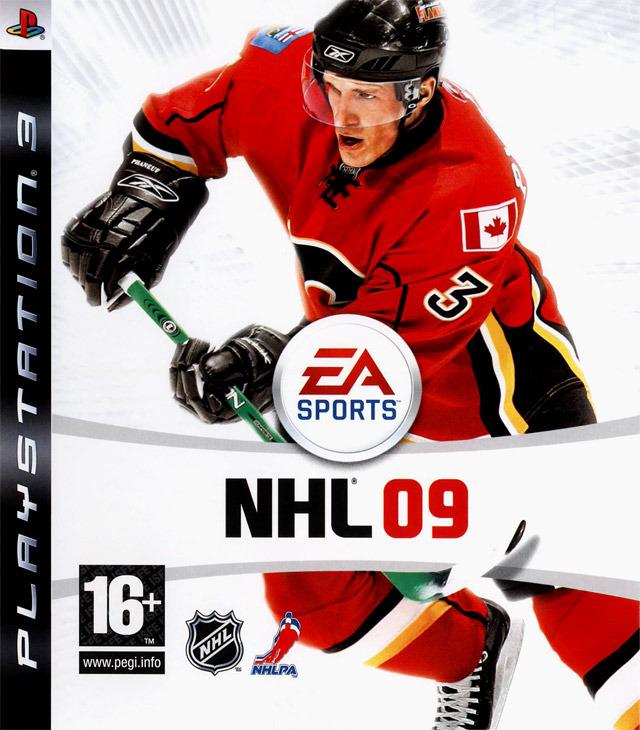 NHL09 PS3 Jaquette 001
