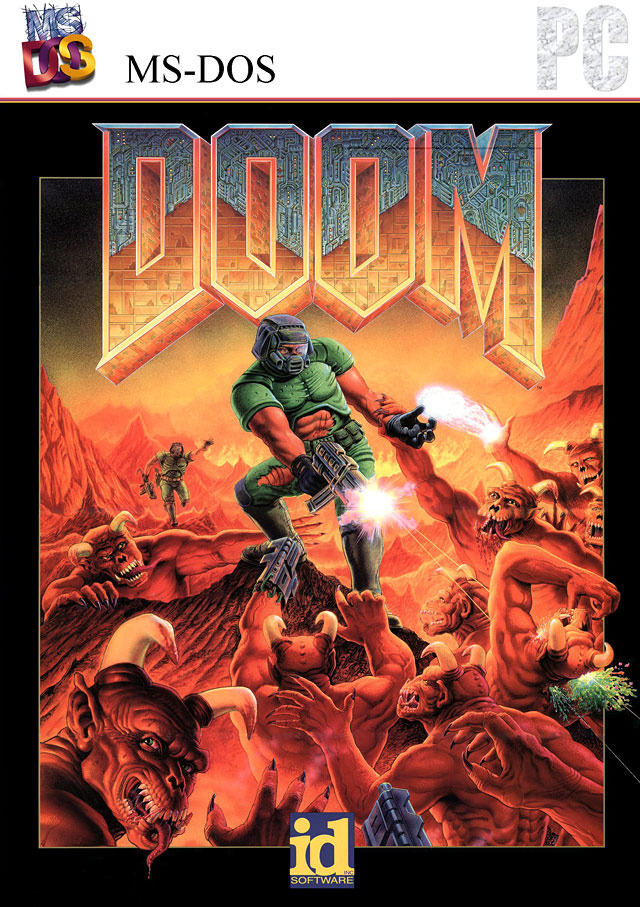 Doom... Doom ! Oh Doom !!!