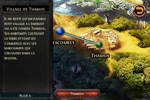 DungeonHunter iPhone Editeur 012
