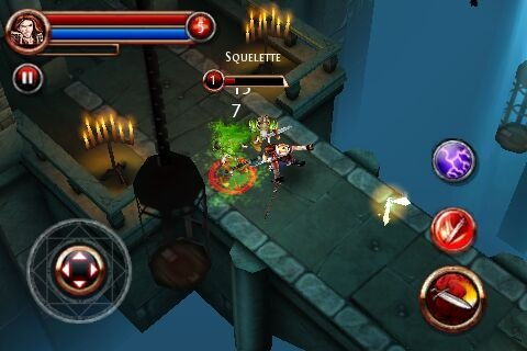 DungeonHunter iPhone Editeur 031