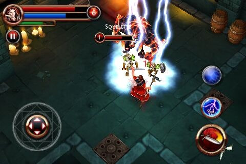 DungeonHunter iPhone Editeur 066